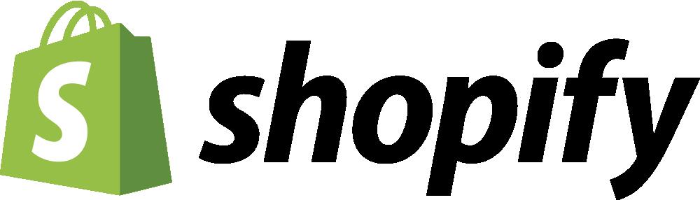 Das Logo von Shopify