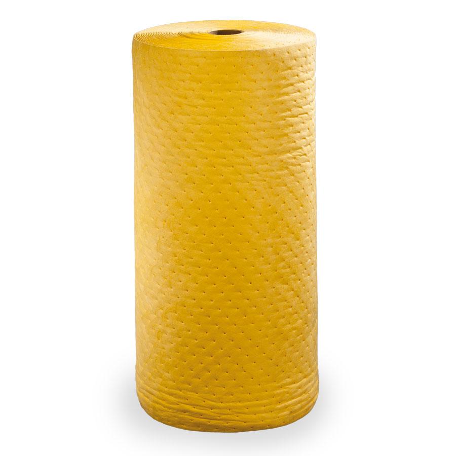 Sorbent, rolka chemiczna, 80 cm x 60 m, 1 szt, 8,6 kg