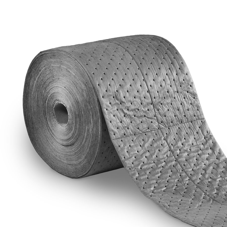Sorbent, rolka uniwersalna, 40 cm x 60 m, 2 szt, 8,6 kg
