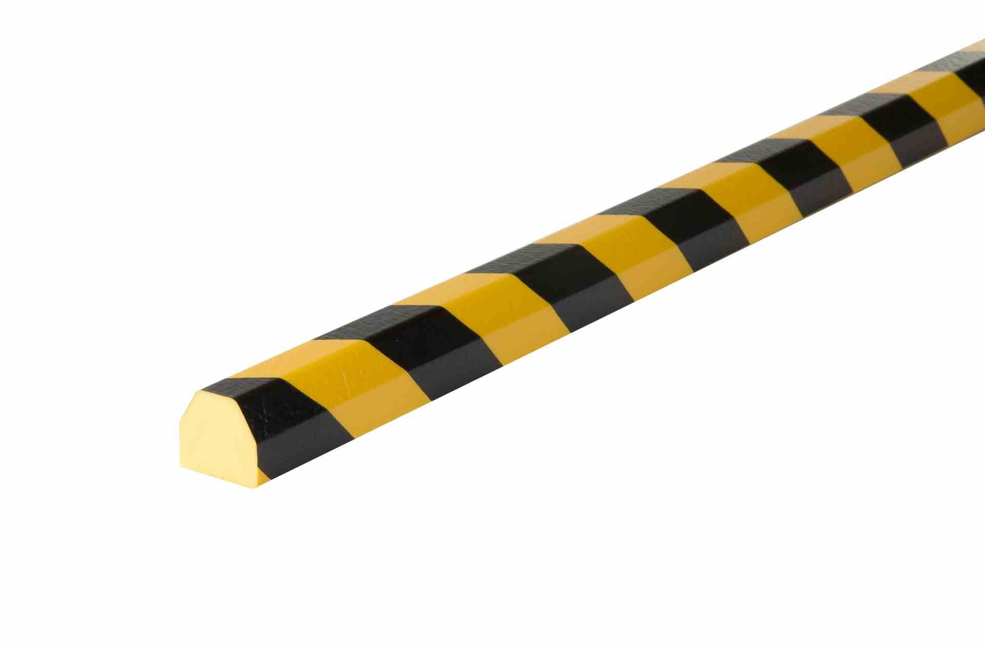 Profil czarno-żółty typu CC 1 m