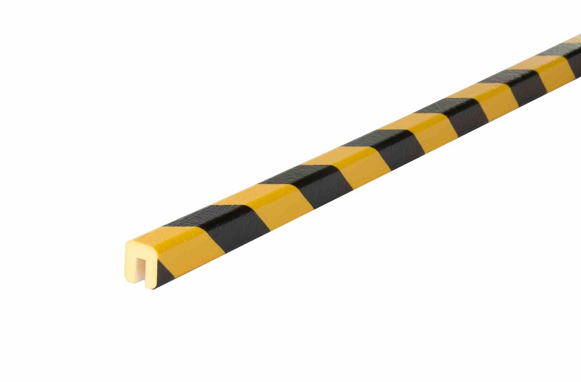 Profil czarno-żółty typu G 1 m