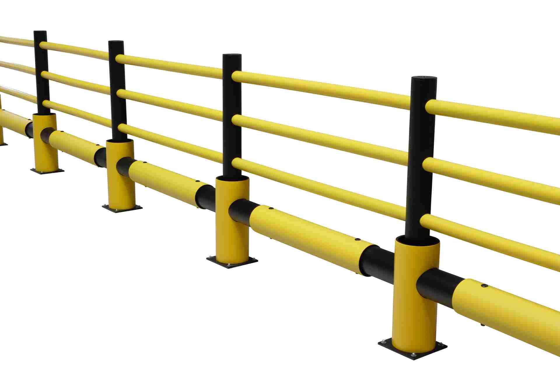 Modułowa elastyczna bariera wzmocniona E