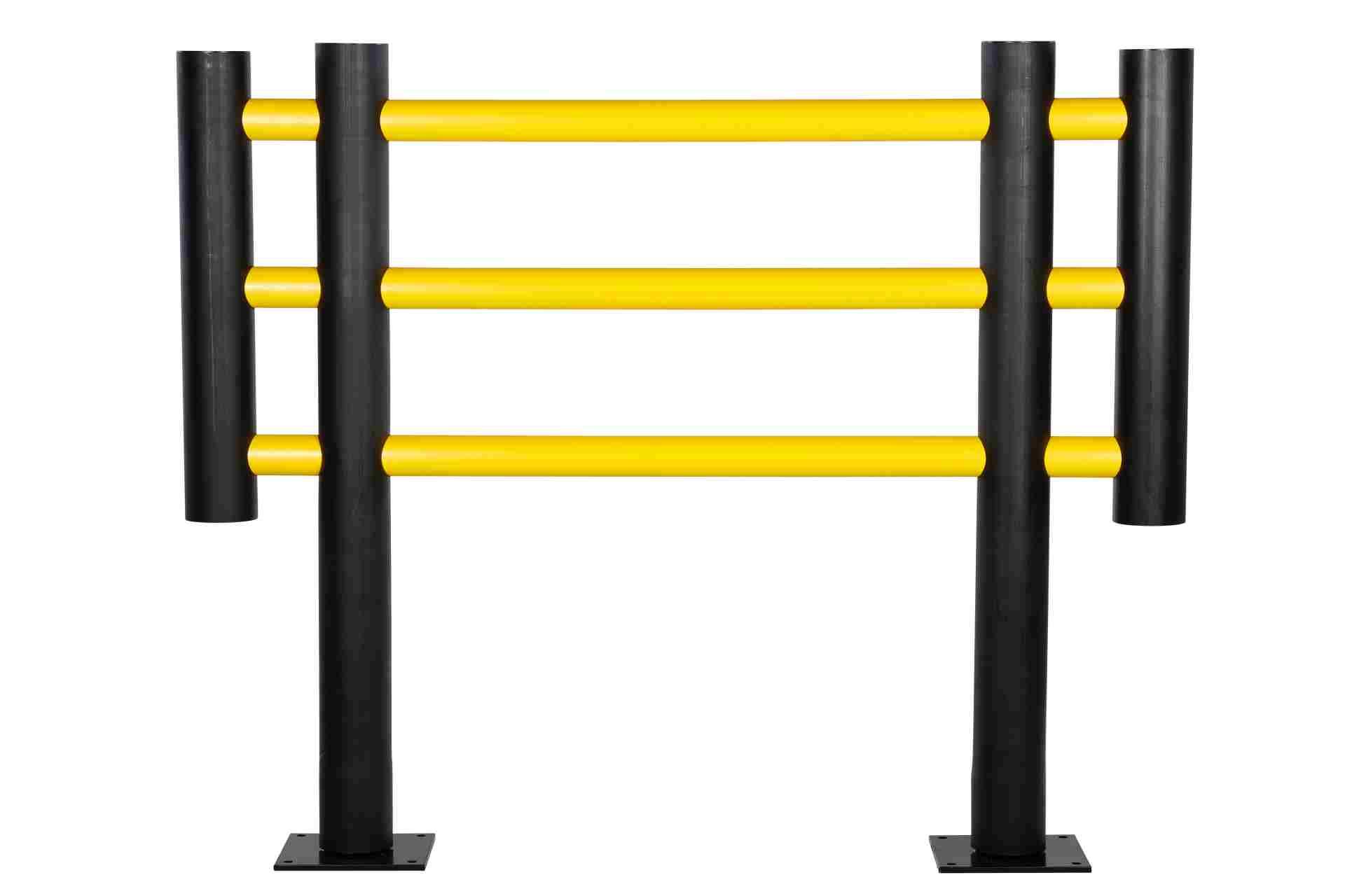 Elastyczna bariera F długość 1500 mm, wysokość 1200 mm