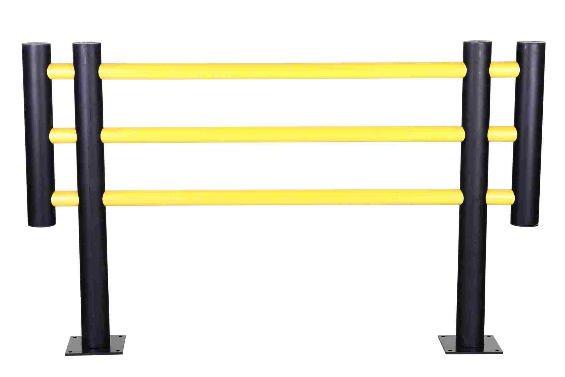 Elastyczna bariera F długość 2000 mm, wysokość 1200 mm