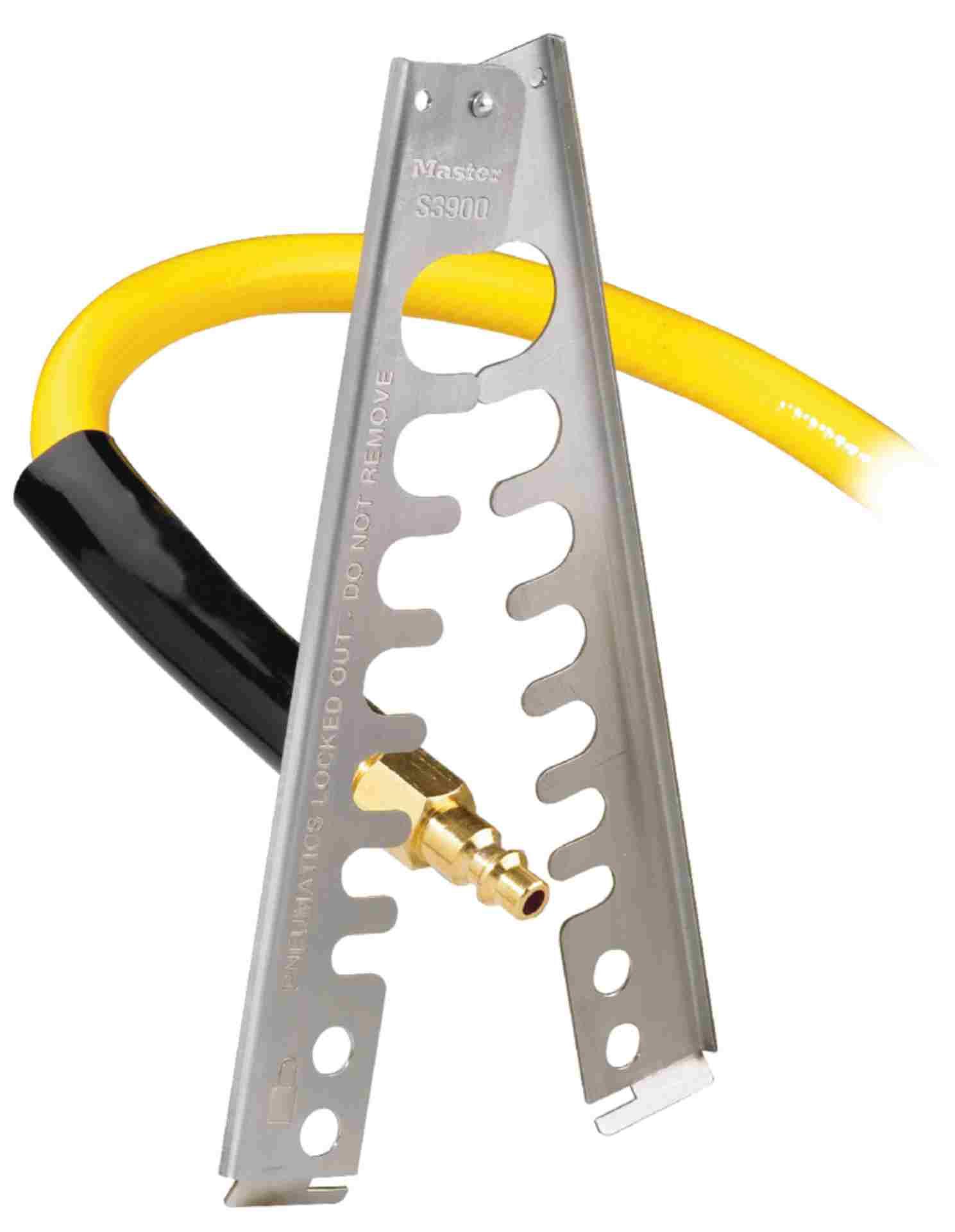 Blokada przewodów pneumatycznych