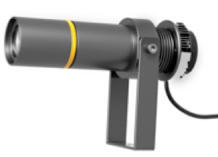Projektor bezpieczeństwa LED 21W/25W pasywne chłodzenie