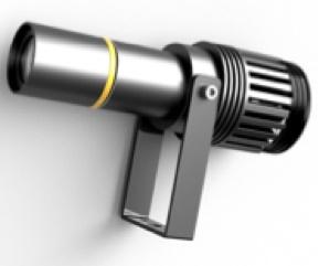 Projektor bezpieczeństwa LED 70W aktywne chłodzenie