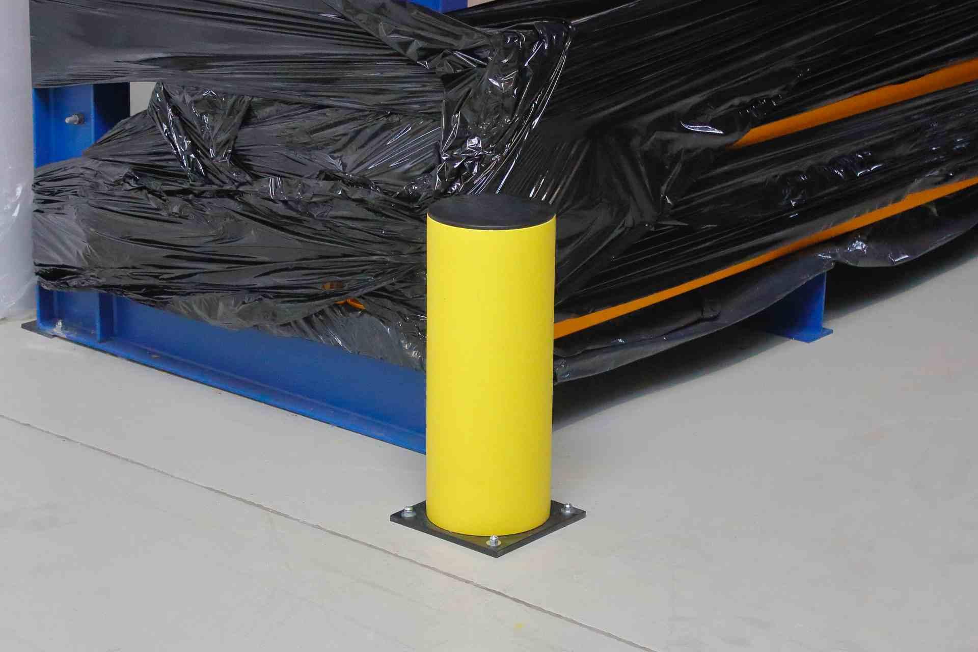 Elastyczny słup ochronny B Ø 200 mm, wysokość 516 mm