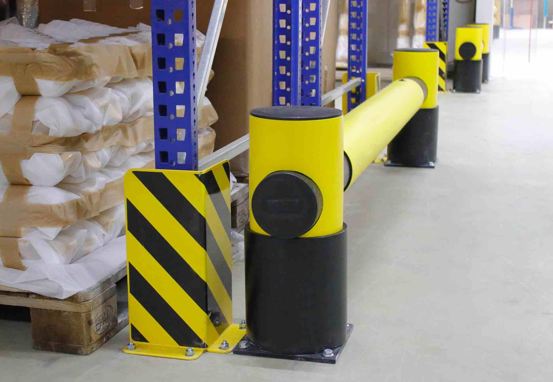 Elastyczna bariera G 1- rzędowa długość 2500 mm, wysokość 516 mm
