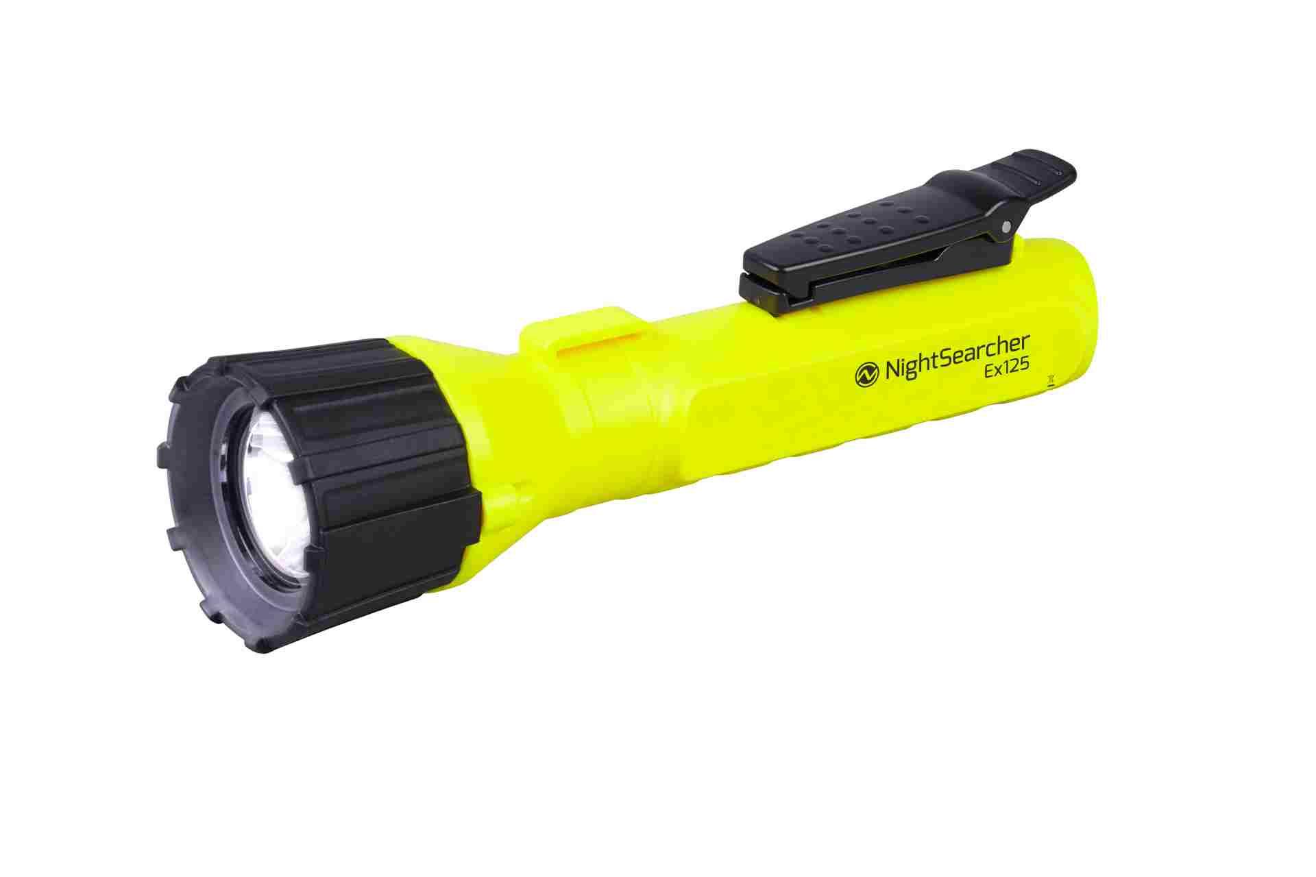 Latarka ręczna LED 3C w wykonaniu przeciwwybuchowym ATEX EX