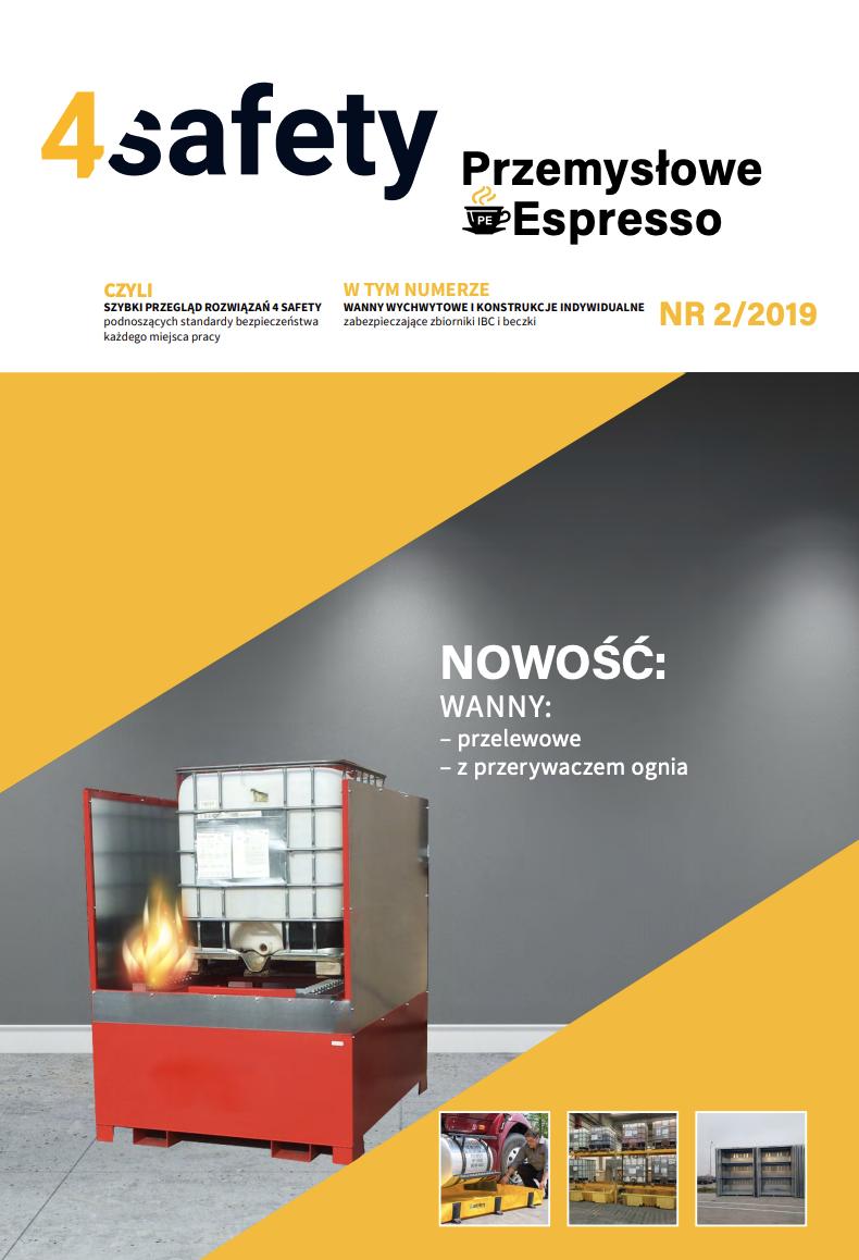 Przemysłowe Espresso NR 2 2019