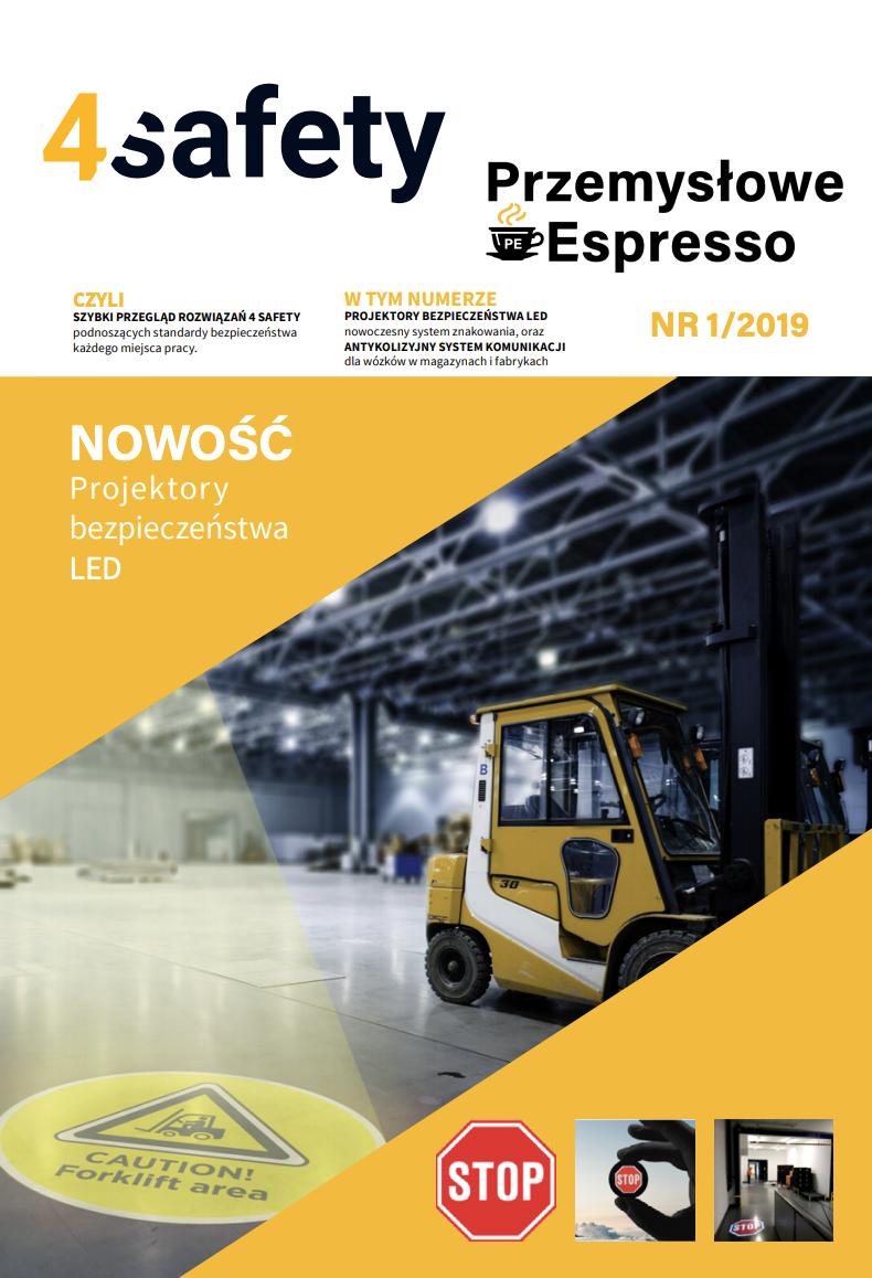 Przemysłowe Espresso NR 1 2019