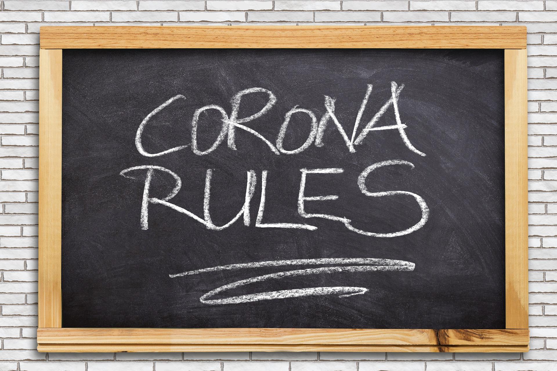 Zasady walki z koronawirusem