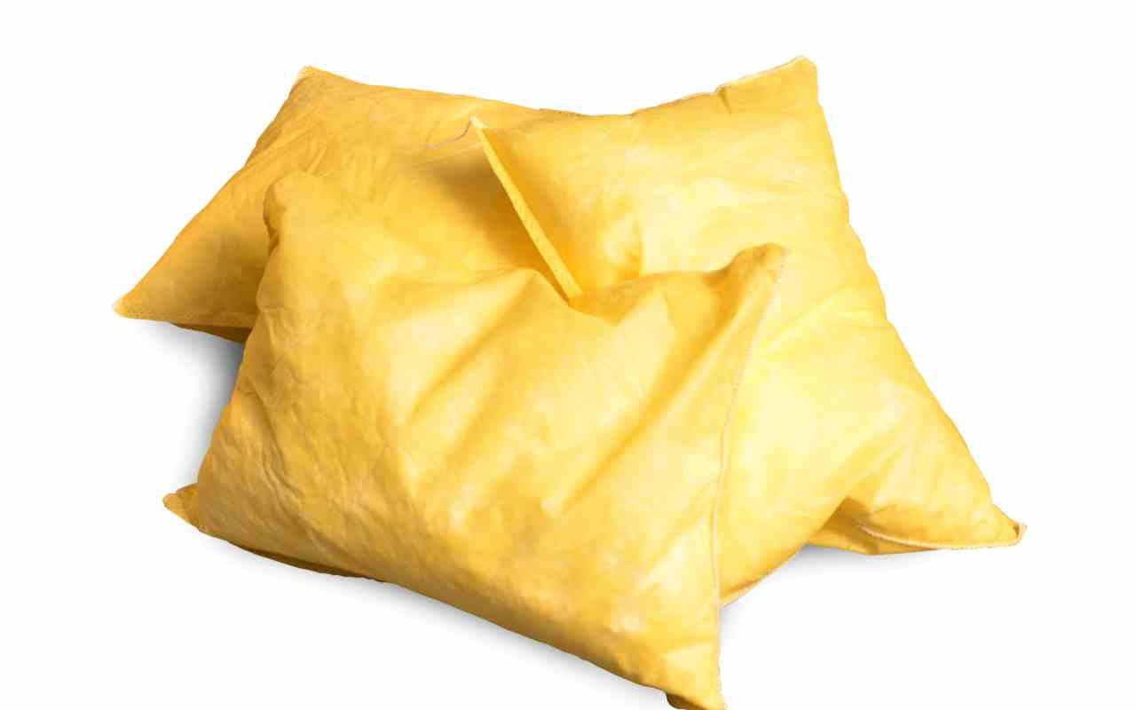 Sorbent, poduszka chemiczna, 25 cm x 25 cm, 25 szt, 4 kg