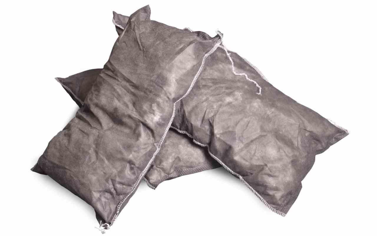 Sorbent, poduszka uniwersalna, 25 cm x 25 cm, 25 szt, 4 kg