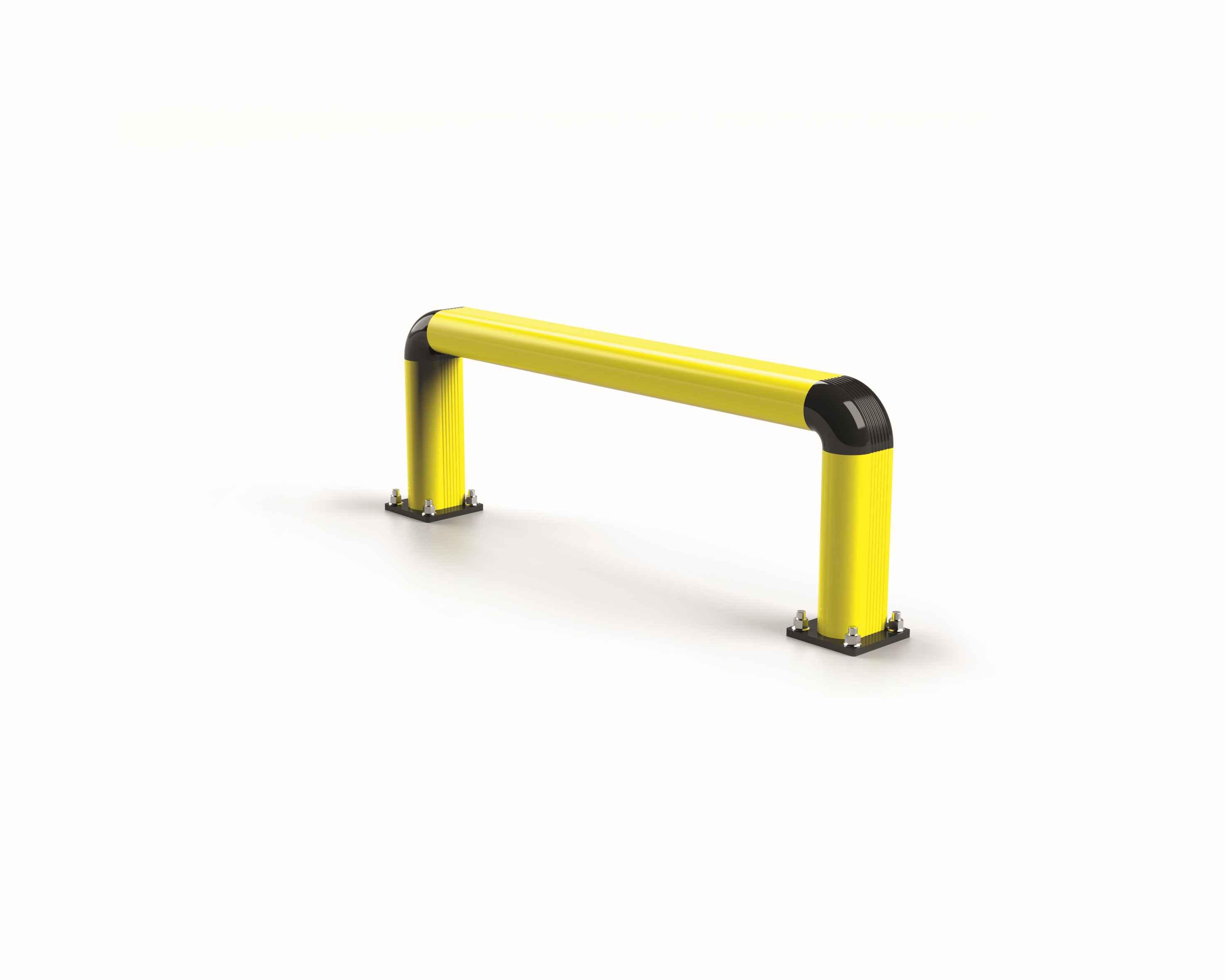 Modułowa elastyczna bariera F2 550 x 1100 mm - standardowy wymiar