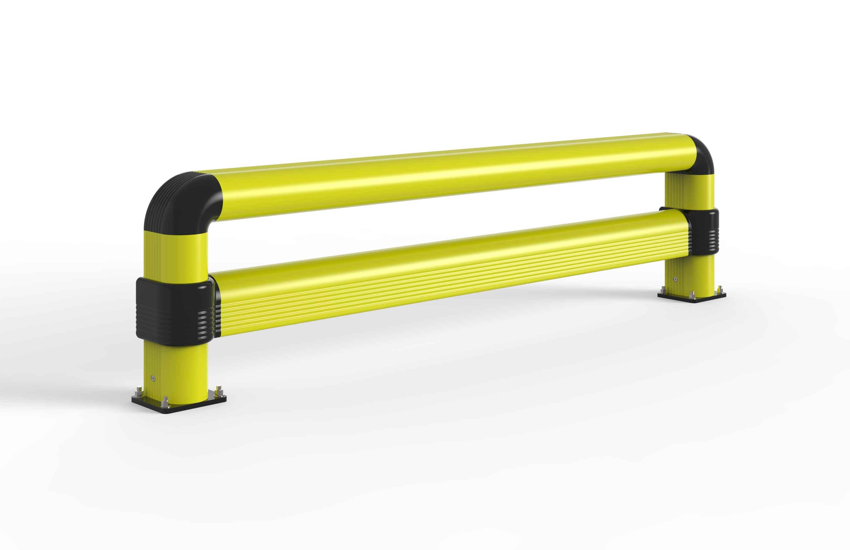 Modułowa elastyczna bariera F2L 550 x 1100 mm - standardowy wymiar