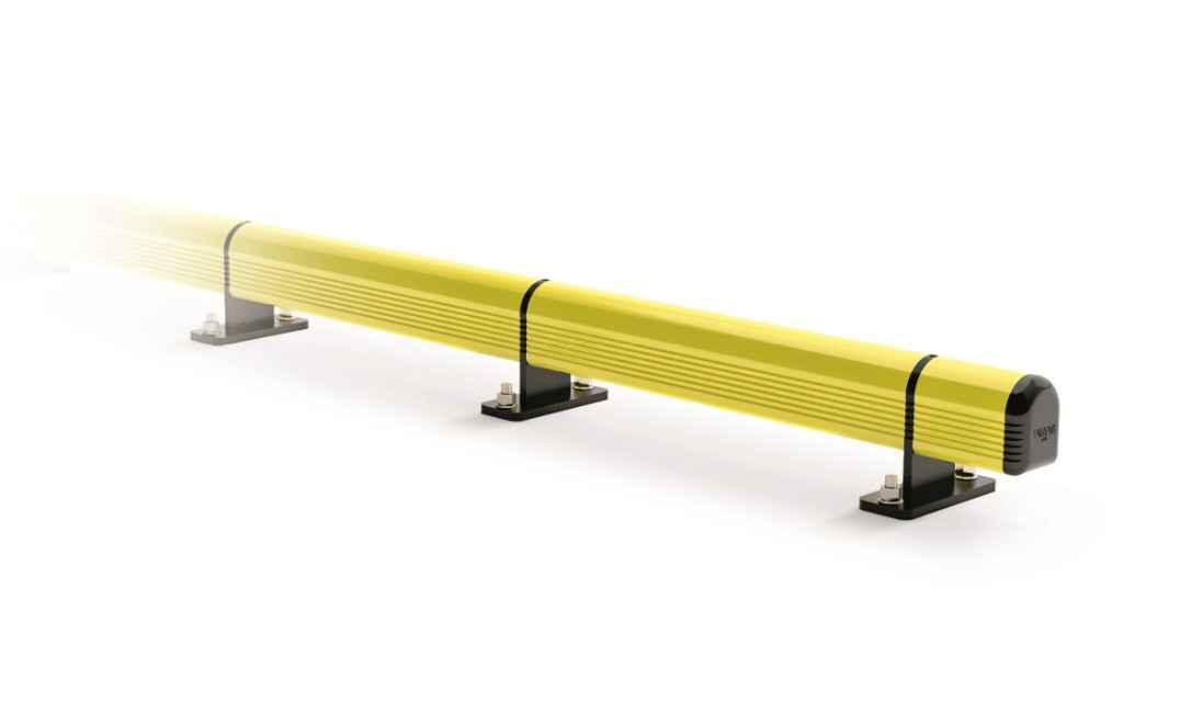Modułowa elastyczna regulowana odbojnica szynowa GN 140 mm x mb