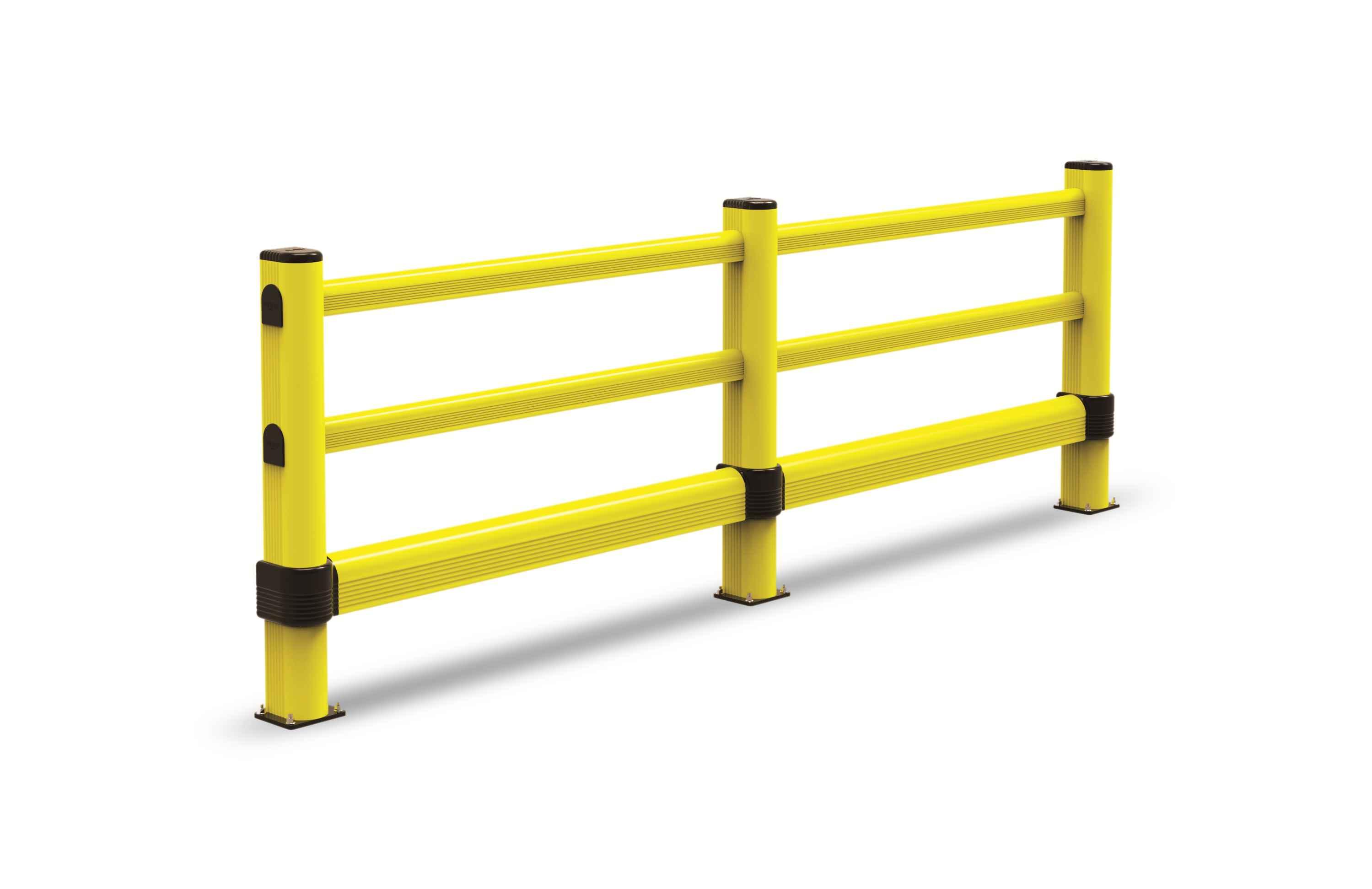 Modułowa elastyczna bariera L1 do dużych obciążeń 1150 mm x mb