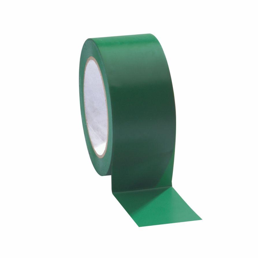Taśma do wyznaczania ciągów komunikacyjnych 50 mm x 33 m zielona