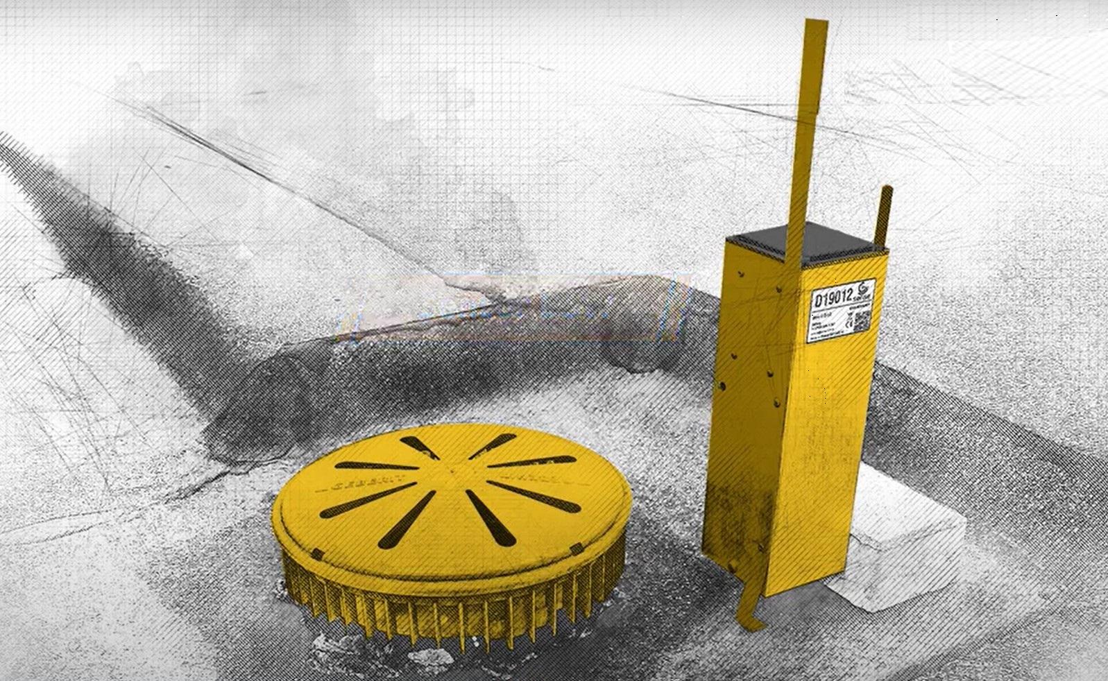 Detekcja spiętrzenia wody - DSW