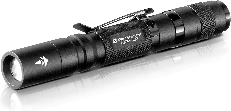 Latarka kieszonkowa LED Zoom 110R