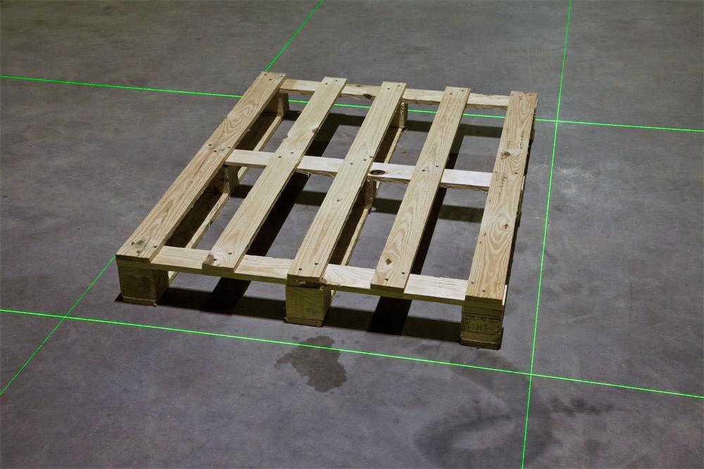 Laser bezpieczeństwa LED 300mW do wyświetlania linii zielony