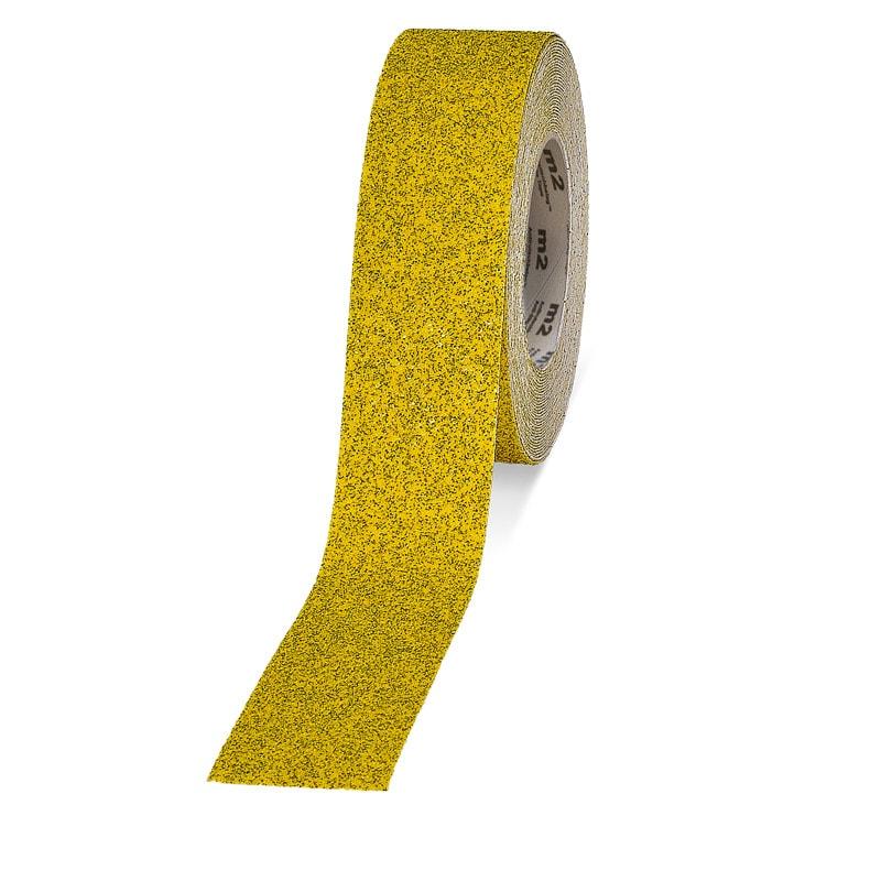Taśma antypoślizgowa do ekstremalnego użytku żółta R13