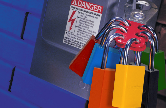 SYSTEM LOCKOUT TAGOUT