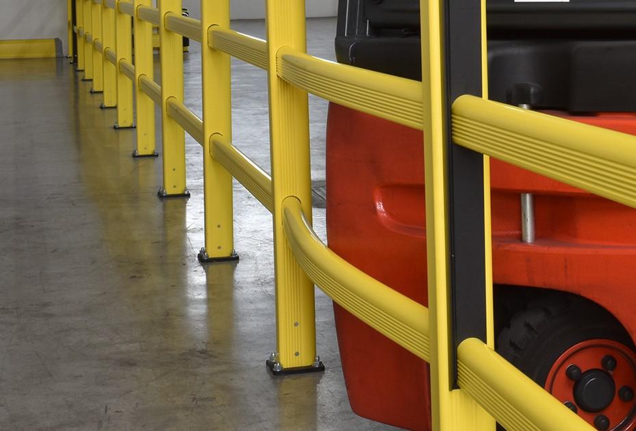 Modułowe bariery elastyczne