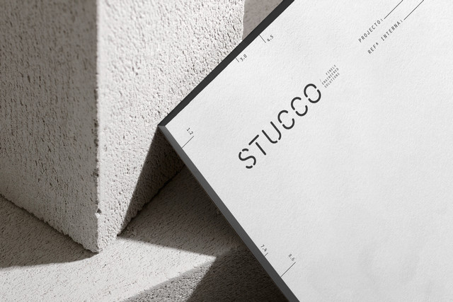 327 creative studio — Stucco