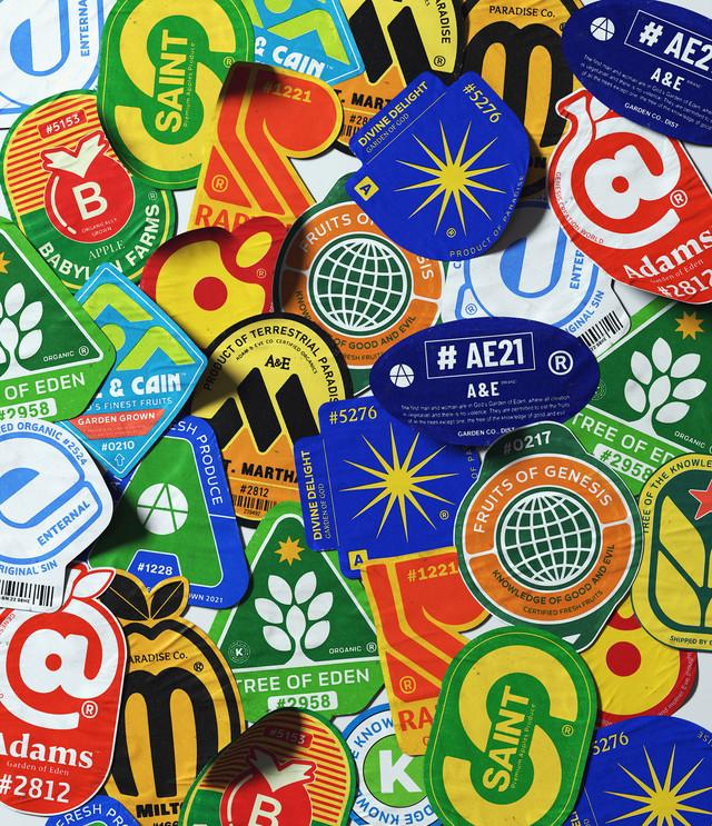 Bao T Nguyen —Apple Stickers