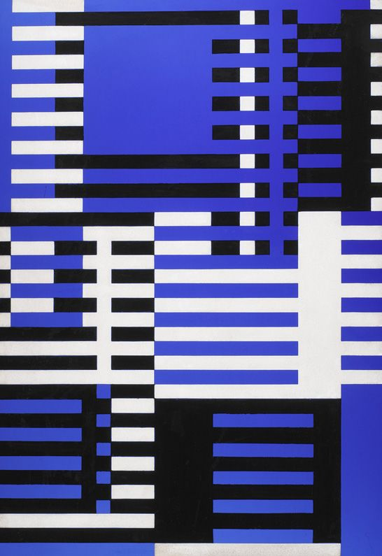 Josef Albers — Upward