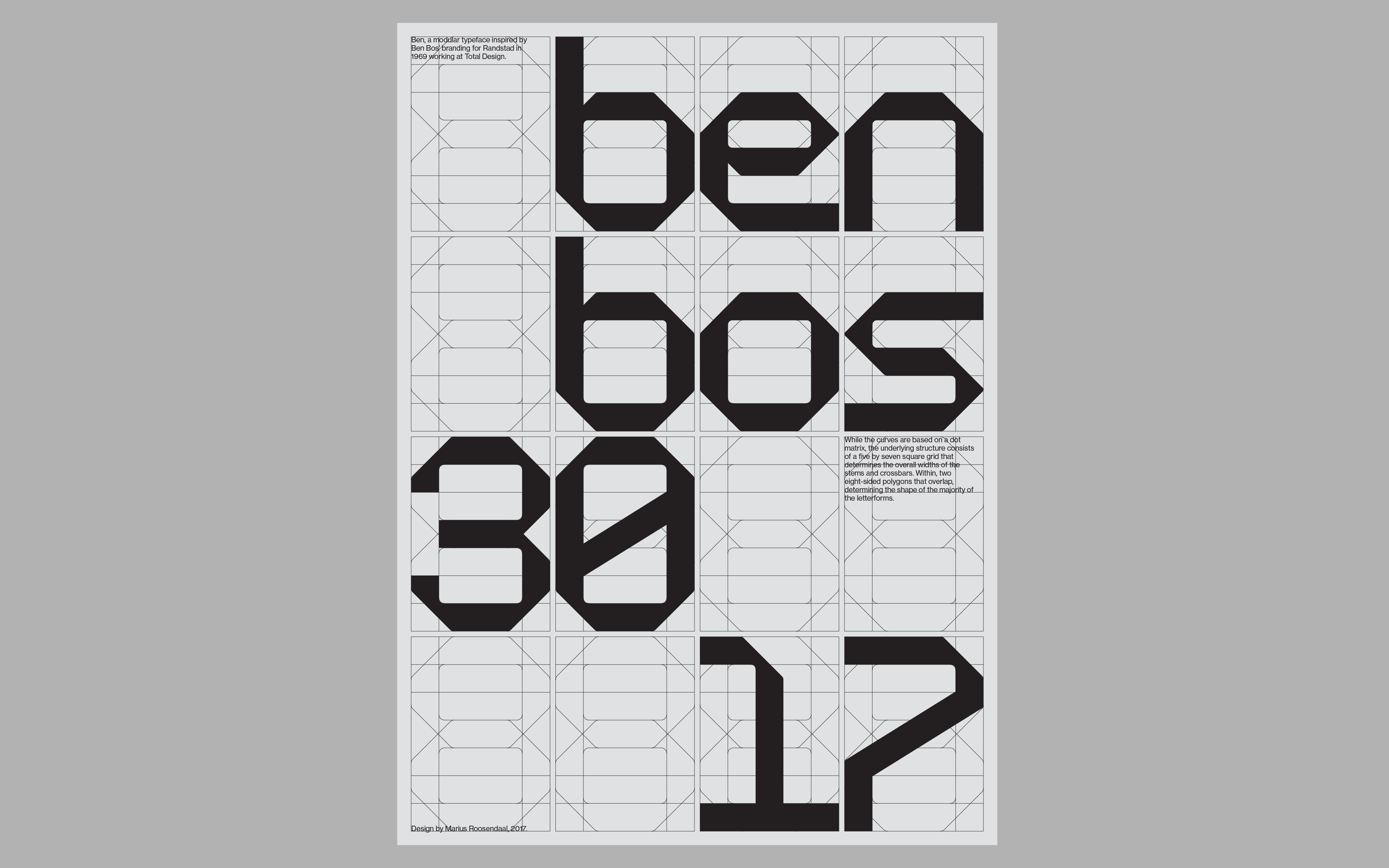 Marius Roosendaal — Ben