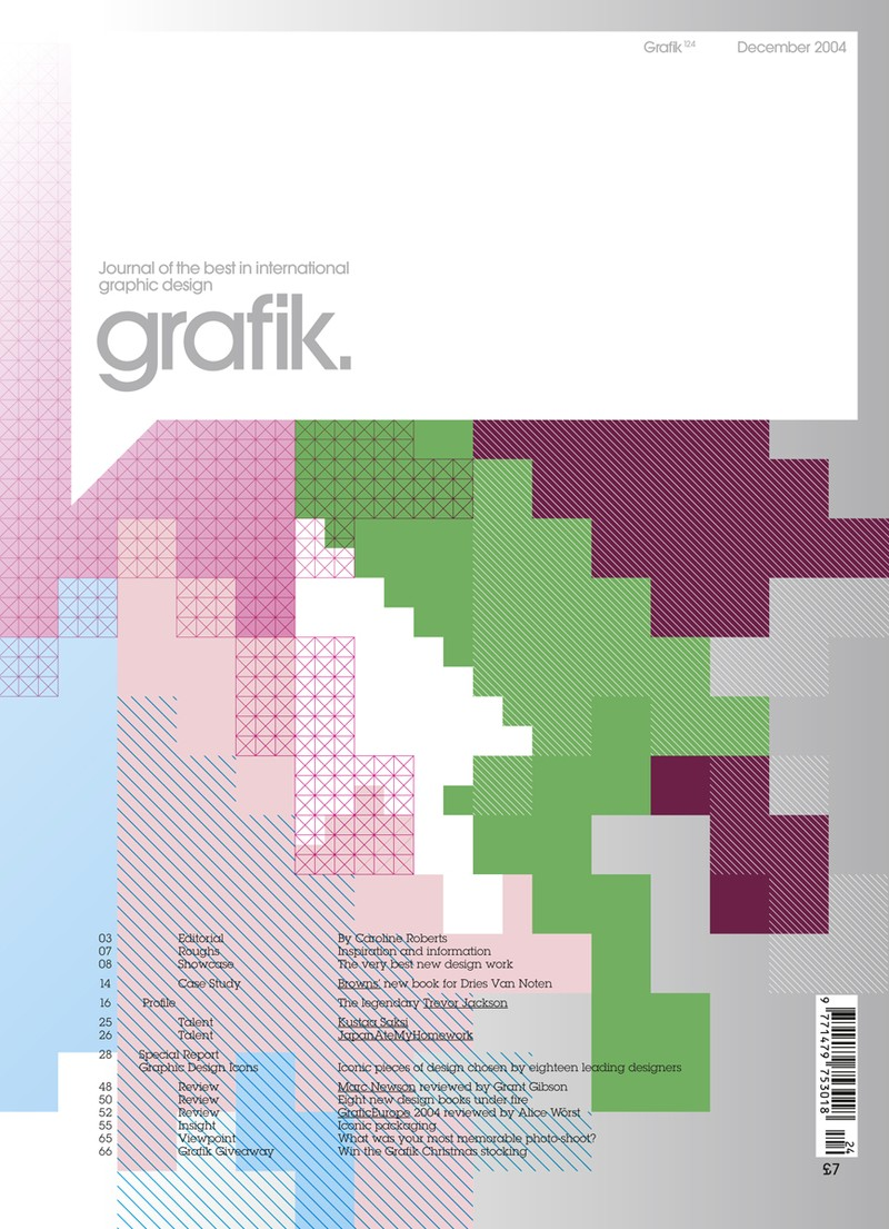 Grafik —Issue 124