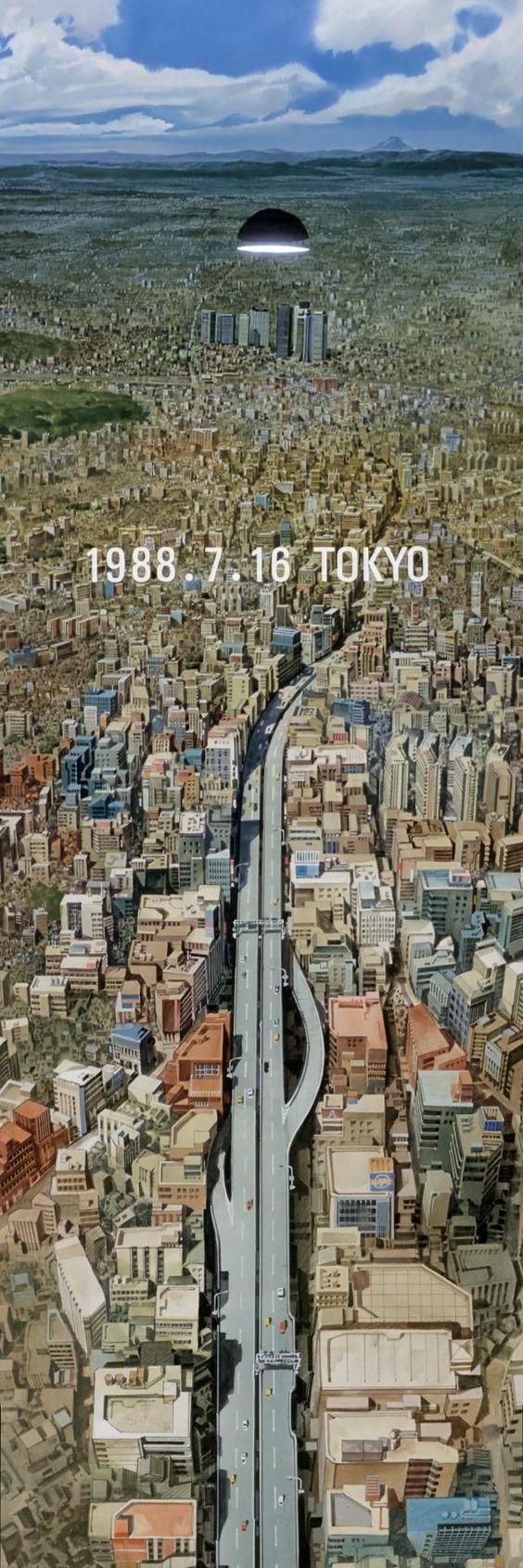 Akira — Tokyo 1988