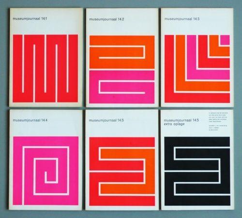 Jurriaan Schrofer —Museumjournaal