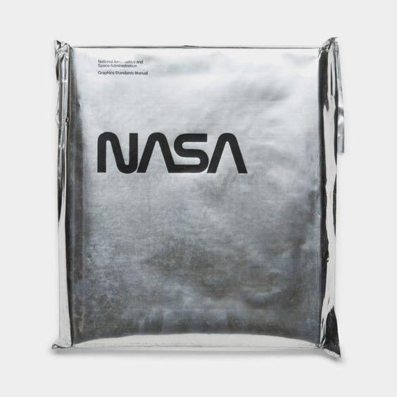 Richard Danne and Bruce Blackburn —NASA Graphics Standards Manual