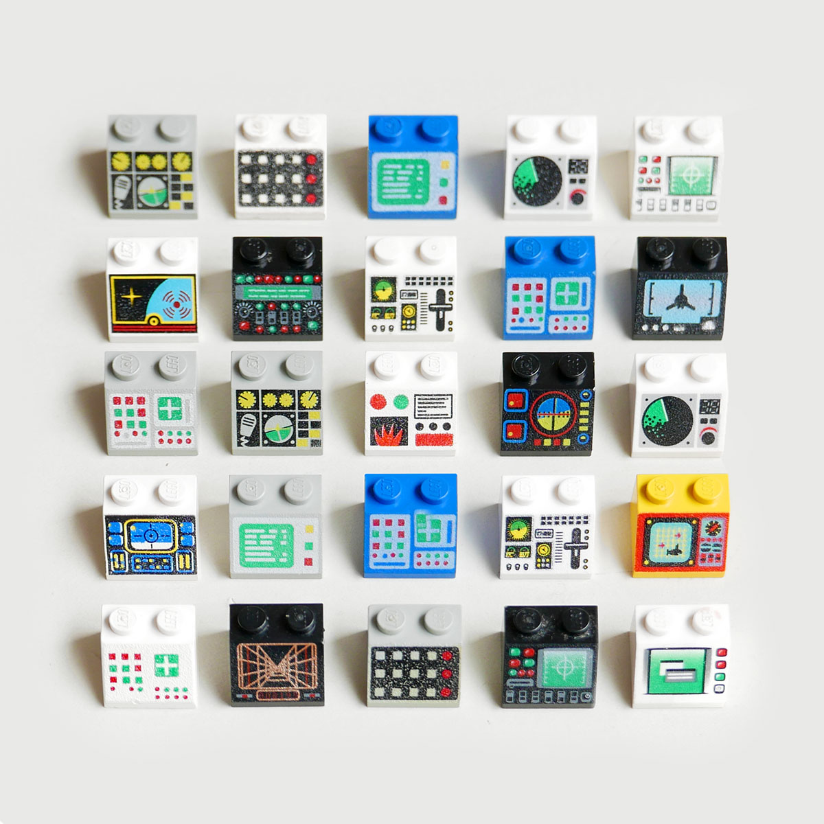 Present & Correct — Typology of Lego Computers