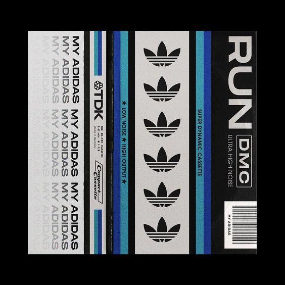 Helen Rabbitte —Run DMC My Adidas