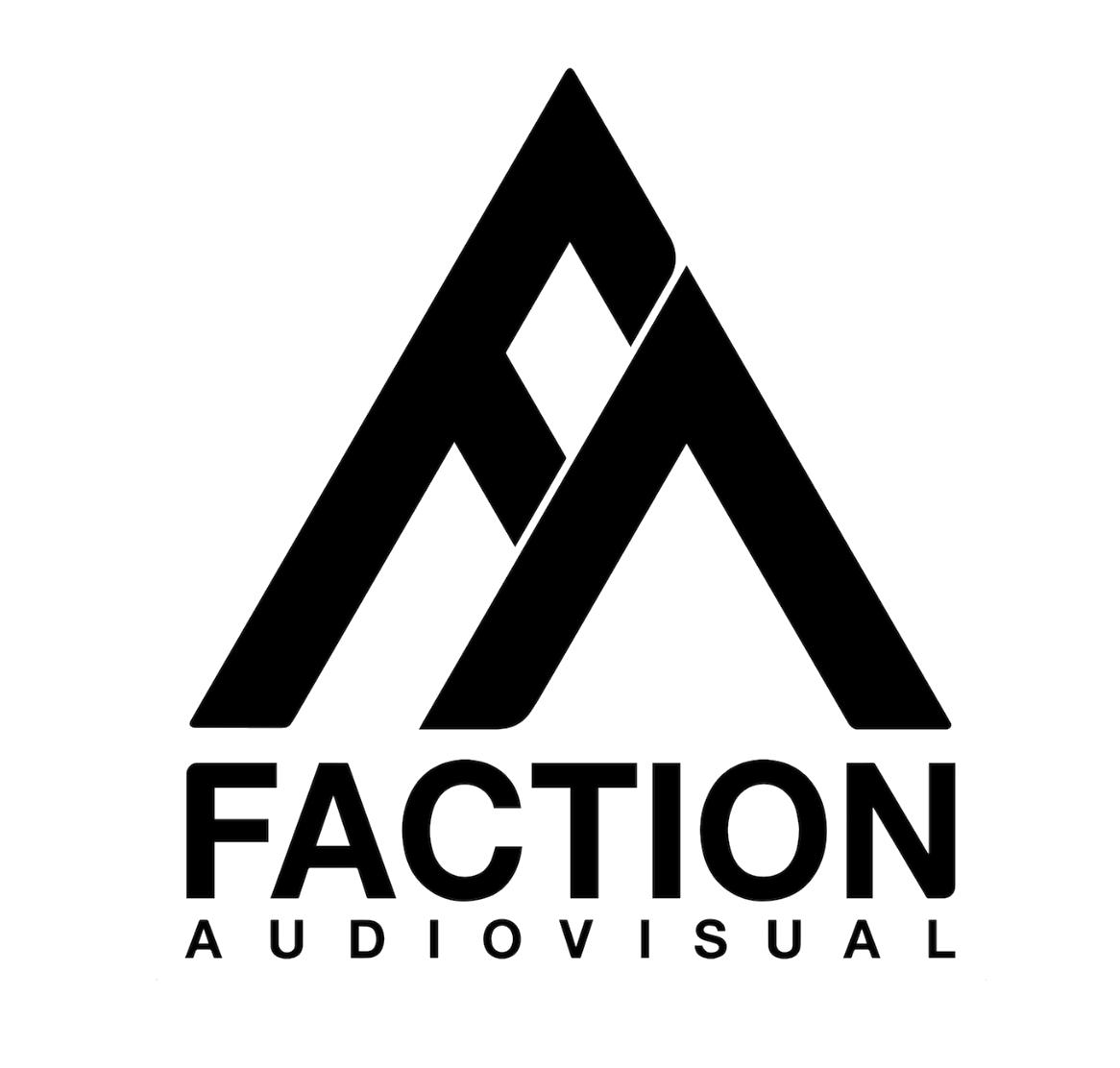 Faction_Audiovisual_Logo