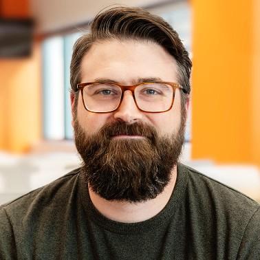 Headshot of Joel Grenier
