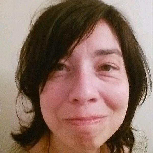 Headshot of Maria Frangos