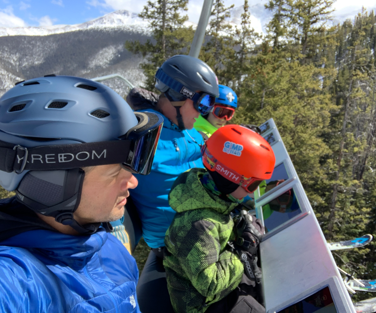 Alpine Media - LiftDigital Chairlift Displays