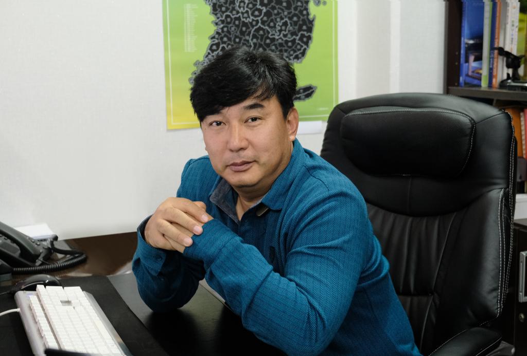 INTERVIEW : EINET 김택훈 대표