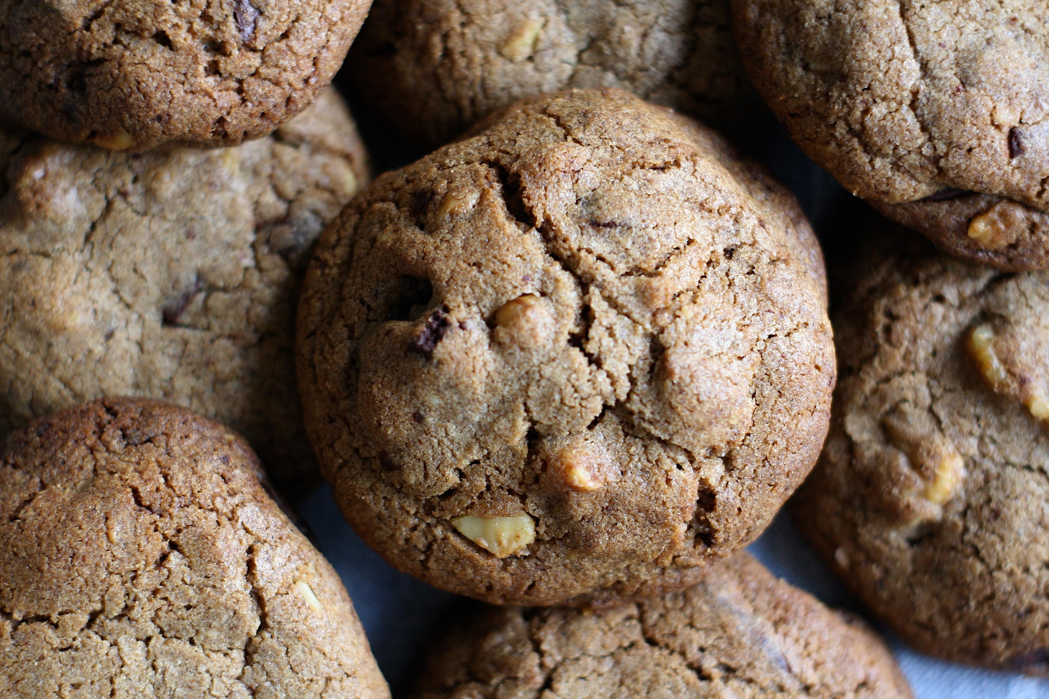 Chocolate chip cookies with Agrain® 03 Maskmel Stout / 01 Maskmel Pilsner