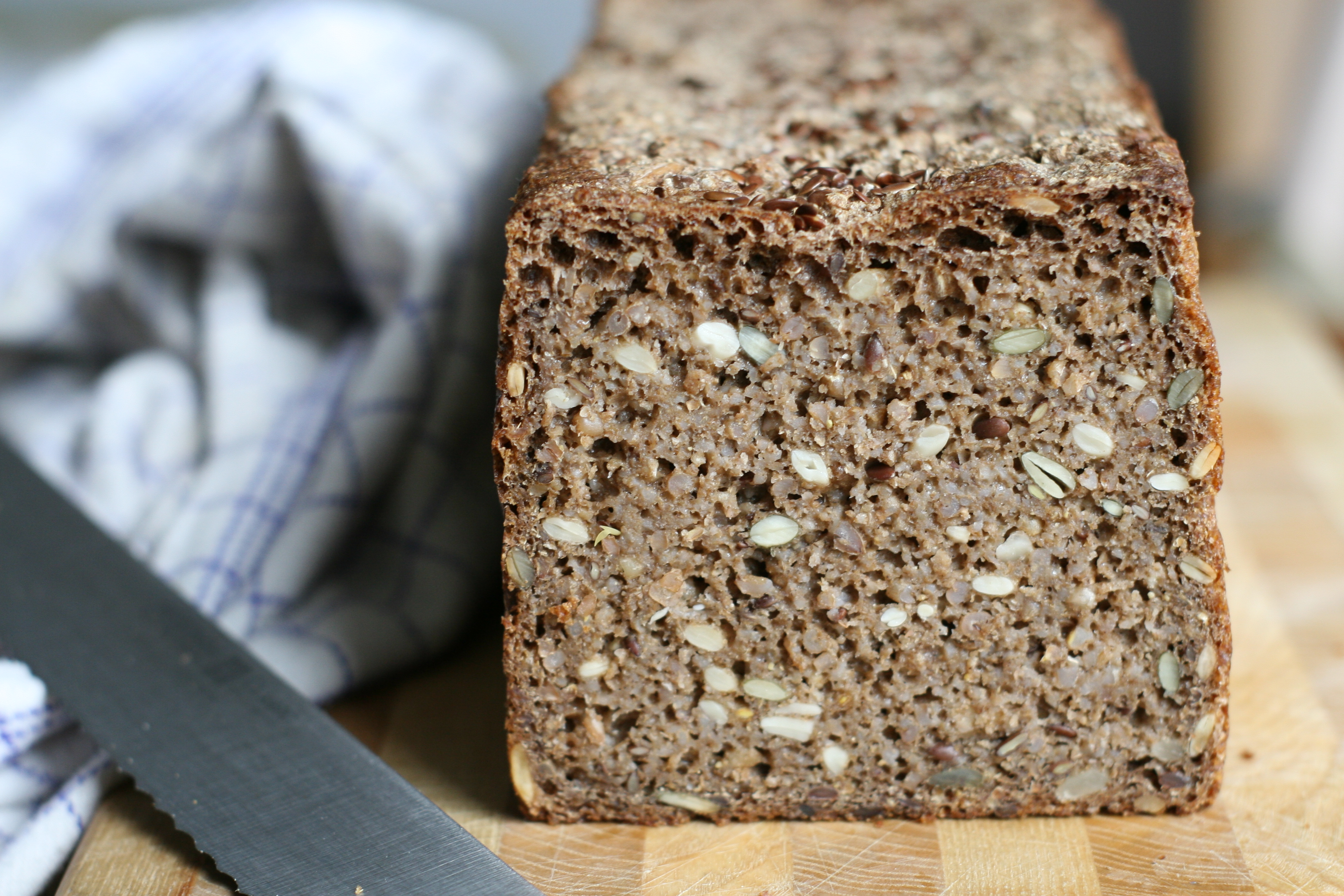Classic Danish rye bread with Agrain® 03 Maskmel Stout