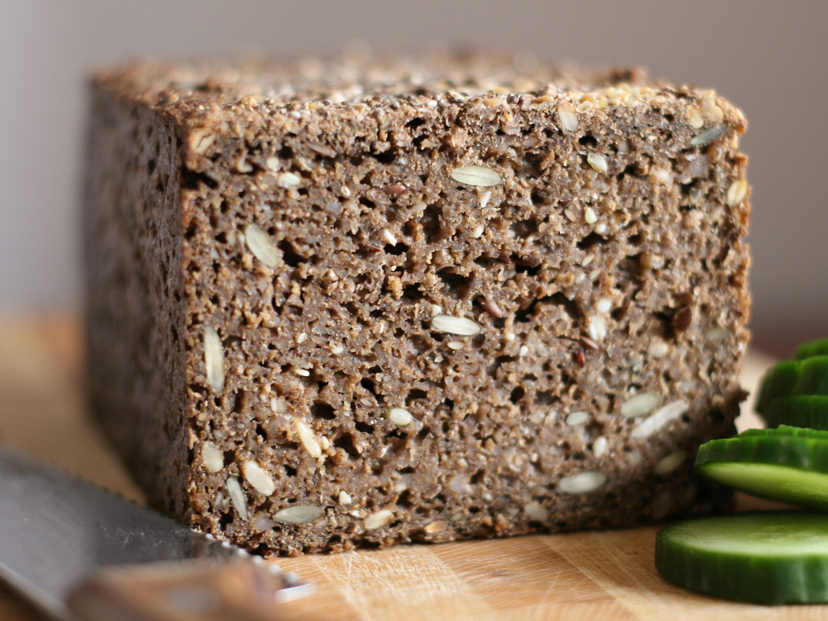 Modern Rye Bread with Agrain® 03 Maskmel Stout