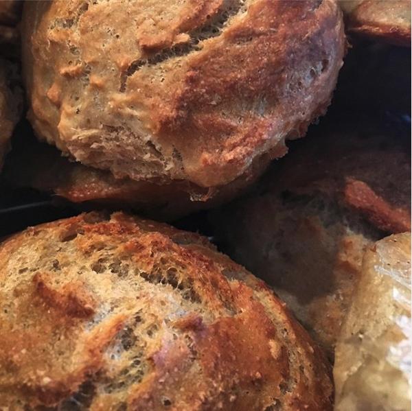 Cold swollen buns with Agrain® 02 Maskmel IPA