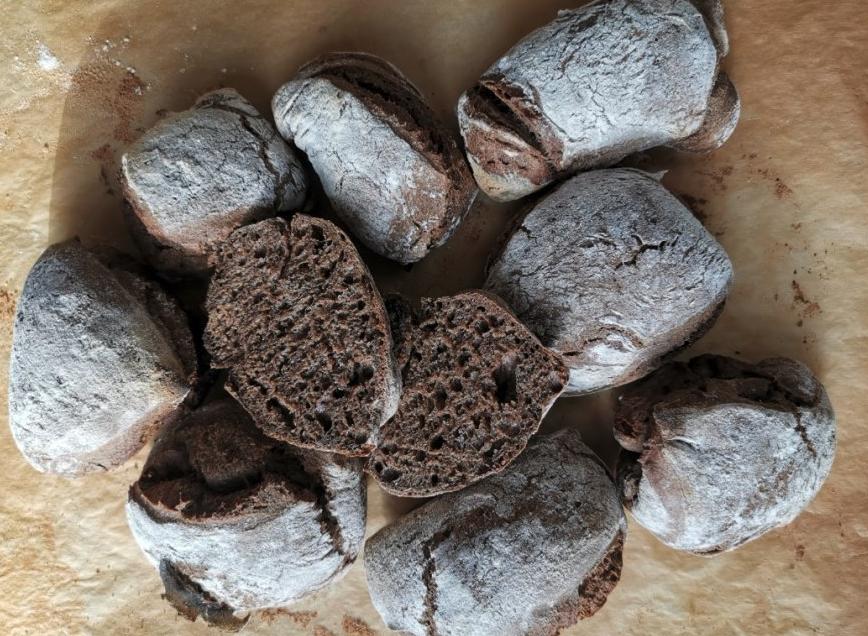 Super Grain Flour -ciabattarolls